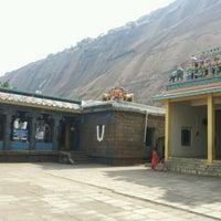 Photo taken at Narasinga Perumal Temple by Arjun P. on 12/29/2011