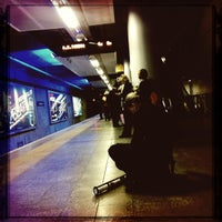 Photo taken at Gautrain Sandton Station by lebogang n. on 6/28/2011