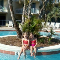 Photo taken at Waterscape Condo by ResortQuest by Dawn H. on 12/31/2011