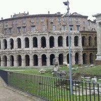Foto scattata a Teatro di Marcello da Alberto S. il 1/1/2012
