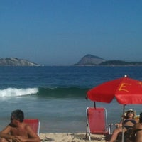 Photo taken at Barraca da Muvuca by Aline silvestre on 5/26/2012
