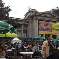 Photo taken at Vancouver International Jazz Festival by Rodrigo G. on 6/24/2012