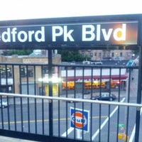 Photo taken at MTA Subway - Bedford Park Blvd/Lehman College (4) by Michael D. on 8/12/2012