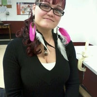 Photo taken at Wright Beauty Academy by Nicole G. on 2/27/2012