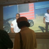 Photo taken at Watch the Throne Pop Up Store by Jeremy W. on 8/15/2011