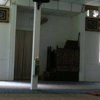 Photo taken at Masjid Omar Salmah by Ishak M. on 1/24/2012
