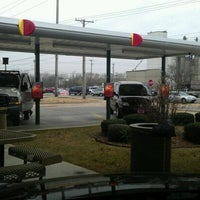 Photo taken at SONIC Drive In by Joshua S. on 12/2/2011