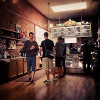 Photo taken at Old Town Coffee & Chocolates by Alexander M. on 7/28/2012