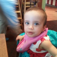 Photo taken at Shakey's Pizza Parlor by Yesenia C. on 9/20/2011