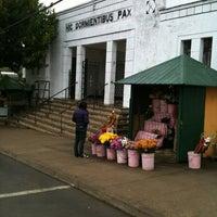 Photo taken at Cementerio 1 Tome by Nano A. on 2/27/2012