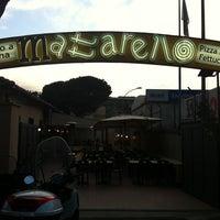 Photo taken at MATTARELLO - Pizzeria Forno a Legna by Mirko M. on 4/28/2012