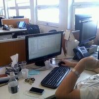 Photo taken at Al fondo by Pablo C. on 1/6/2012