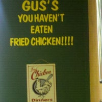 Photo taken at Gus's World Famous Fried Chicken by Janice B. on 5/1/2011