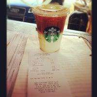 Photo taken at Starbucks by Rachelle M. on 8/27/2012