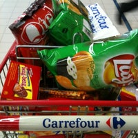 Photo taken at Carrefour by rizq s. on 5/24/2012