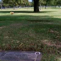 Photo taken at Mount Hope Cemetery by ChillyMost W. on 10/20/2011