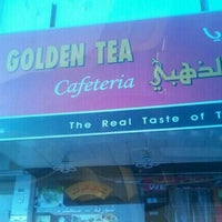 Photo taken at Golden Tea Cafeteria by Aftab H. on 9/3/2012