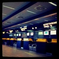 Photo taken at Orio al Serio International Airport (BGY) by Giuseppe M. on 8/18/2011