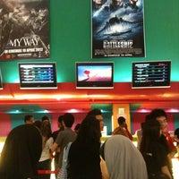 Photo taken at TGV Cinemas by Junsang👸hail on 4/30/2012