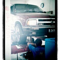 Photo taken at Start Tire Service by Aan K. on 2/25/2012