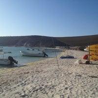 Photo taken at Playa Pichilingue by Lalo N. on 6/27/2012
