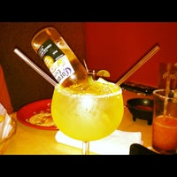 Photo taken at Poblano's Mexican Bar & Grill by Rebecca L. on 3/20/2012