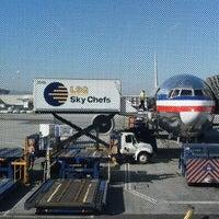 Photo taken at Gate 58B by El Lobo J. on 1/14/2012
