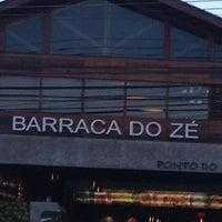 Photo taken at Barraca do Zé by Márcio on 8/13/2012