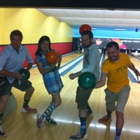 Photo taken at Pla-Mor Lanes by Kevin B. on 5/22/2012