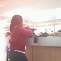Photo taken at Bebe by Aly L. on 11/10/2011
