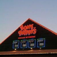 Photo taken at Bone Daddy's House of Smoke by juan david on 10/15/2011