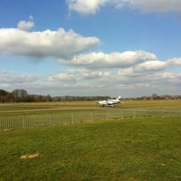 Photo taken at Teuge International Airport (EHTE) by Wiep K. on 3/24/2011