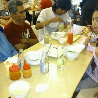 Photo taken at Bakmi GM by Indra G. on 10/30/2011