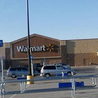 Photo taken at Walmart Supercenter by Brittany N. on 11/11/2011