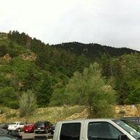 Photo taken at Barr Trail Parking Lot by John E. on 5/25/2012