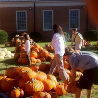 Photo taken at South Roanoke United Methodist Church by Patrick T. on 10/16/2011