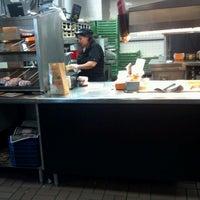 Photo taken at Burger King by Benjamin F. on 9/13/2011