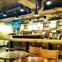 Photo taken at Starbucks by Kate K. on 9/24/2011