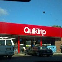 Photo taken at QuikTrip by Ryan D. on 4/16/2012