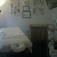 Photo taken at Russ Medical and Sport Massage Clinic by Melanie W. on 3/1/2012