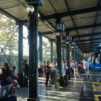 Photo taken at Terminal de Buses Santiago by CoTe V. on 3/6/2012