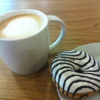 Photo taken at Starbucks by N. D. on 6/17/2012