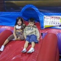 Photo taken at Pump It Up by Brent F. on 8/30/2011