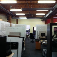 Photo taken at Year One Labs by Alistair C. on 12/24/2010