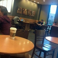 Photo taken at Starbucks by CeeJay L. on 9/21/2011