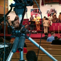 Photo taken at Greater Mt. Zion Baptist Church by keith I. on 10/30/2011
