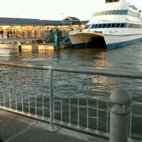 Photo taken at Baylink Ferry by Paris D. on 12/1/2011