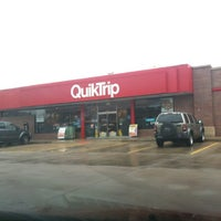 Photo taken at QuikTrip by Nora D. on 9/18/2011