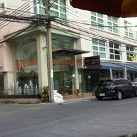 Photo taken at Smart Suites Boutique Hotel by LezzerPat R. on 11/27/2011