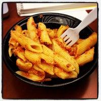 Photo taken at Abitino's Pizzeria by Prerak P. on 1/30/2012